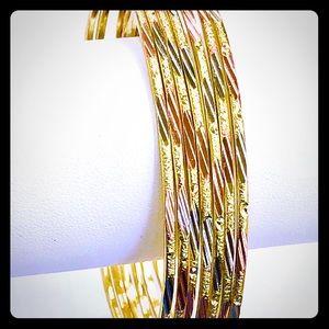 Jewelry - Bangle Gold Plated